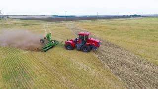 Трактор КИРОВЕЦ К-4 240 л. с. от компании Компания Триа - видео