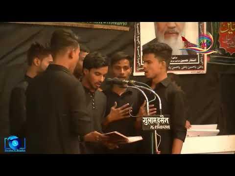 Labbaik Ya Mehdi (a.s) || Azadar-E-Husaini Jalalpur || 12 Safer 2018-19/1440.Hijri