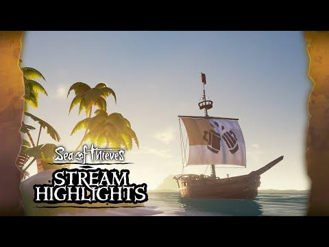 Sea of Thieves Weekly Stream Highlights: Rum Runners