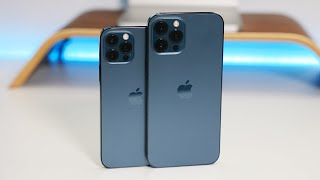 Apple iPhone 12 Pro vs Apple iPhone 12 Pro Max - Which should you choose?