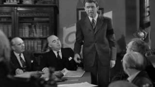 It's A Wonderful Life (1946) - James Stewart - George Bailey's Speech to Potter & the Loan Board