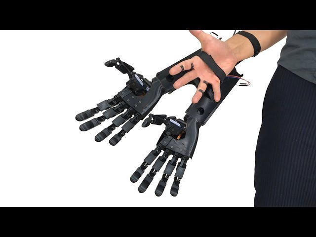 Насадка Youbionic удвоит возможности человеческой руки