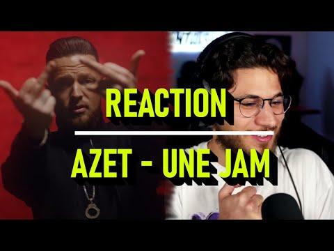 "Yavi Tv reagiert auf ""AZET - UNE JAM"" | Stream Highlights"