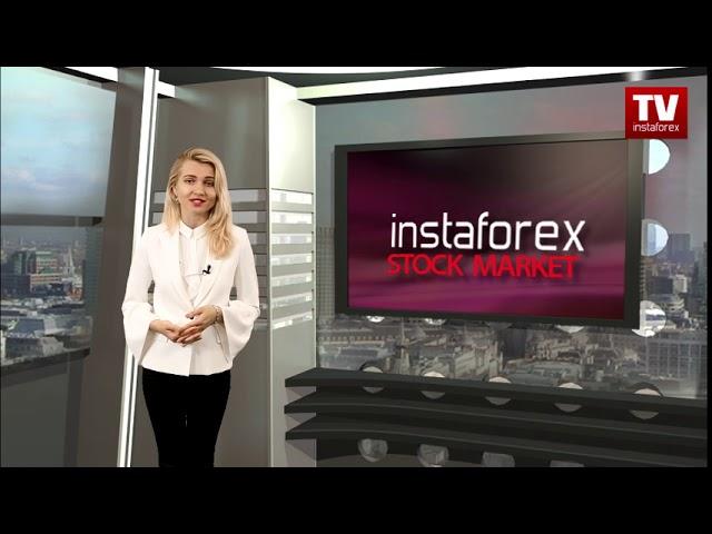 InstaForex tv calendar. Stock Market: weekly update  (14.08.2018)