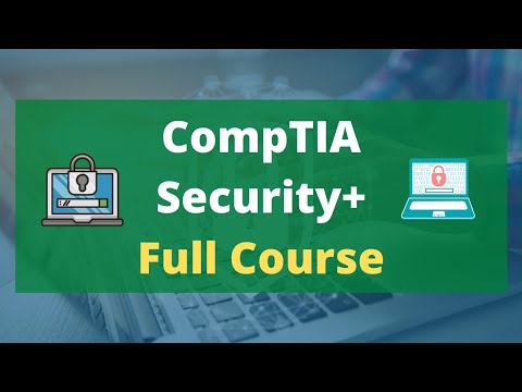 CompTIA Security+ Full Course - YouTube
