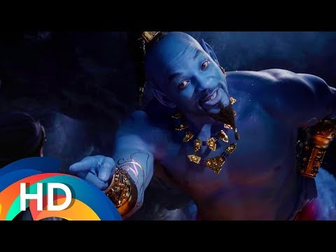 #3 Aladdin (2019) - Official Trailer Vietsub - Live-action 2019