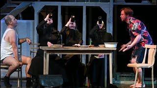 Завдяки Жадану Донбас побачив театр Шевченка, а завдяки Курбасу та Кулішу – на малій сцені з'явиться нова вистава
