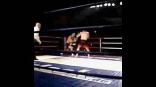 Yasin vs. Andre  Deutsche freefight Meisterschaft 2007