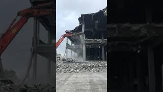 Démolition à Mulhouse - La Poste Immo