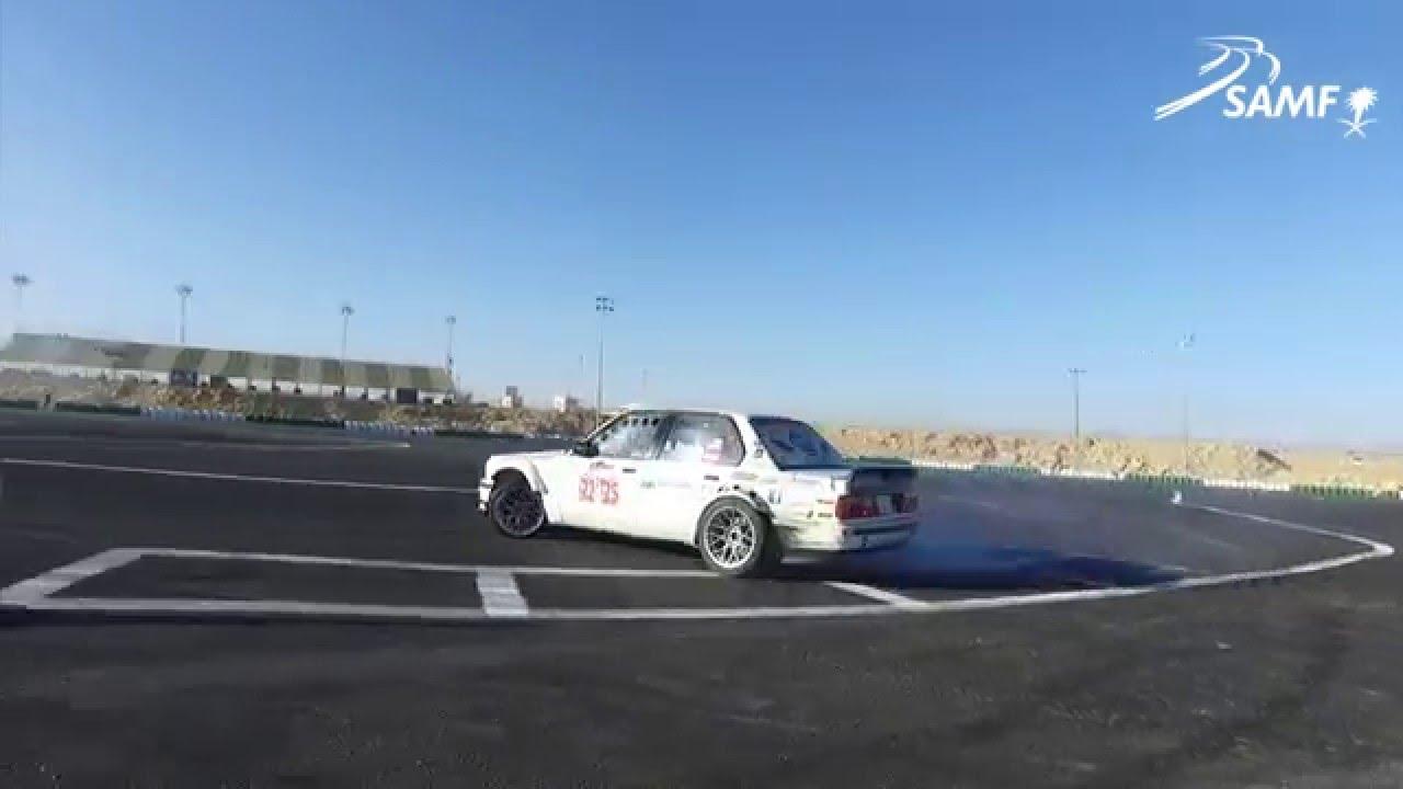 Saudi Race Festival 6 Round 5 2015 - 2016 Drift Simi Pro