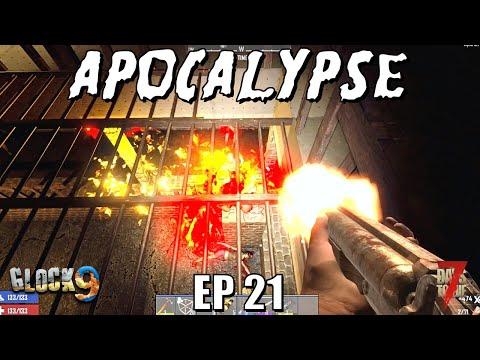 7 Days To Die - Apocalypse EP21 (Alpha 18)