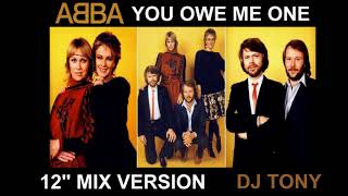 ᗅᗺᗷᗅ - You Owe Me One (12'' Mix Version - DJ Tony)