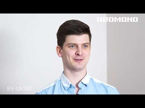 Пылесос беспроводной вертикальный REDMOND RV-UR340 (обзор от эксперта)