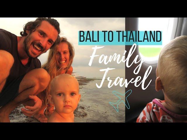 Full Time Traveling Family Vlog From Bali To Vegan Heaven