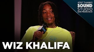 Wiz Khalifa talks Responding to DMs, New Album Features, and Audience Questions