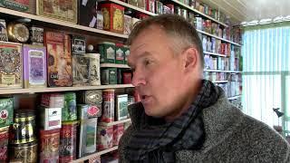 Мужское хобби – коллекция чайных банок