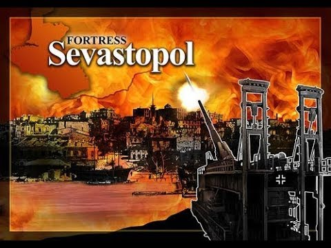 2/2 - Fortress Sevastopol - Learning the game system