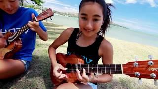 Honoka & Azita   Bodysurfing