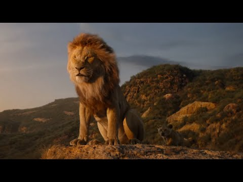 The Lion King | Official Trailer