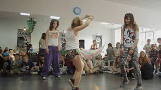 Dancehall 1x1 Final | HAPPY NEW DANCE BATTLE by Studio 11