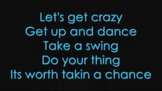 Let's Get Crazy Hannah Montana Lyrics