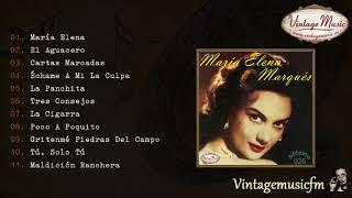 Maria Elena Marques. Colección México #26 (Full Album/Álbum Completo)