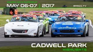 MX5_SuperCup - CadwellPark2017 Rounds4 5 and 6