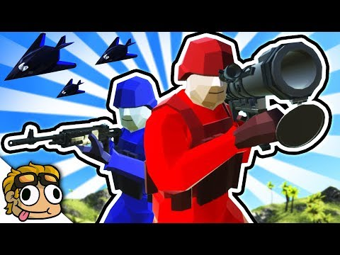 NEW DRONE MODS and SPACE WEAPONS! | Ravenfield Weapon and