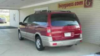 preview picture of video 'Pre-Owned 1999 Pontiac Montana Carrollton OH'