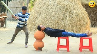 Indian New funny Video😄-😅Hindi Comedy Videos 2020-Episode-88--Indian Fun || ME Tv