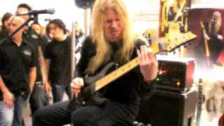 Jeff Loomis playing This Godless Endeavor live at Musikmesse Frankfurt 2010