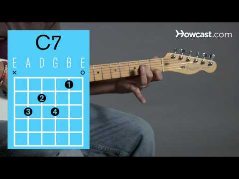 How to Play a C7 Open Chord   Guitar Lessons