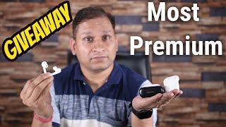 The Most Premium Earbuds | GIveaway