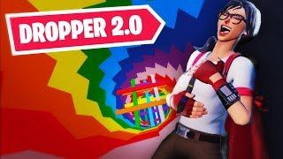 rainbow dropper 2 0 - fortnite dropper 20 code