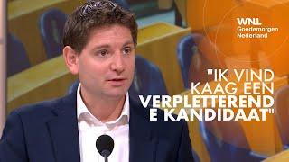 Rob Jetten geen kandidaat voor D66 en steunt Sigrid Kaag