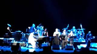 "Aretha Franklin ""Bridge Over Troubled Water"" Radio City 2/18/12"