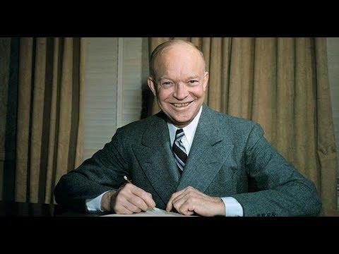 Eisenhower ET Meeting 1950s