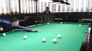 V турнир по бильярду памяти пограничников, погибших в Афганистане