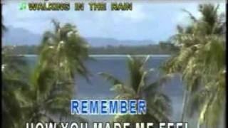 A1 - Walking In The Rain - VIDEOKE in high quality