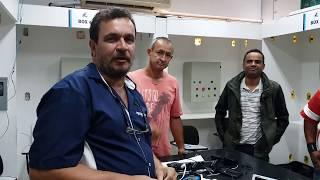 Aula Prática Vídeo Porteiro - Curso de Segurança Eletrônica