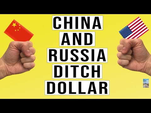 China & Russia Ditch US Dollar! Is the Debt Based PetroDollar At the End? Must Video!