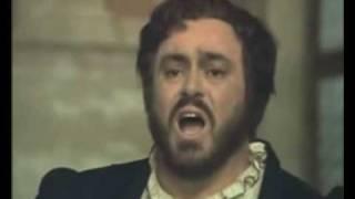 Pavarotti Luciano Rigoletto Verdi Music