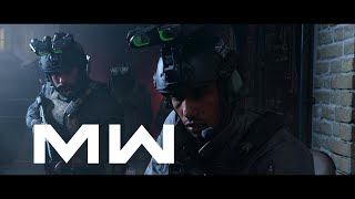 Call of Duty: Modern Warfare Cinematic Gameplay