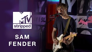 Sam Fender Performs 'Will We Talk' | STRIPPED