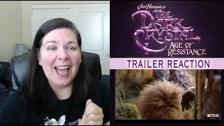 The Dark Crystal: Age of Resistance | Teaser Trailer Reaction