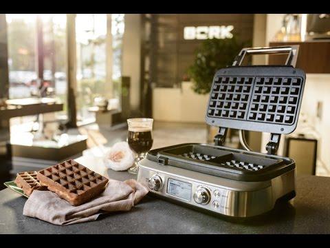 BORK G700: видеообзор вафельницы и отзывы шеф-поваров