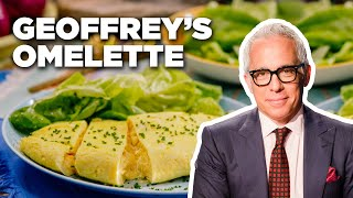 How To Make A Classic French Omelette With Geoffrey Zakarian | Food Network