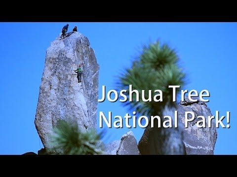 Video Joshua Tree California ★★★★★- Amazing Places to Visit Before You Die