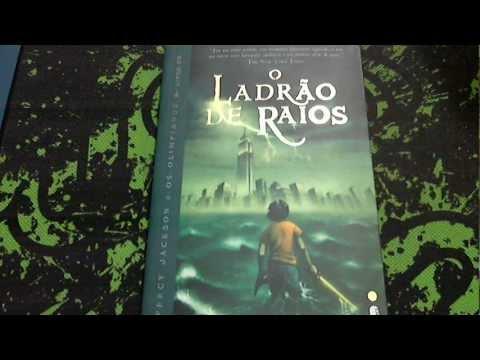 Resenha (Review) - Percy Jackson e o Ladrão de Raios