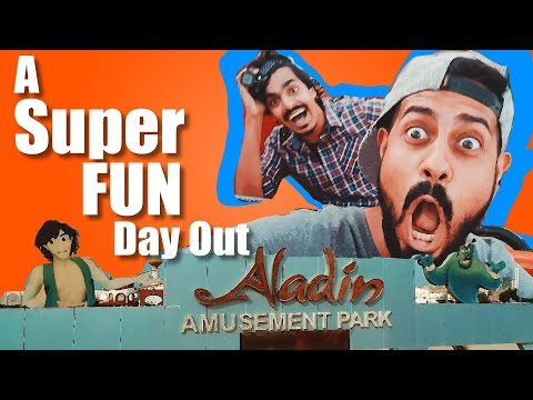 A Super Fun Day Out | Bekaar Films | Aladin Vlog